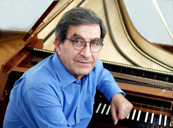 After nearly 50 years, world-class pianist Bilson to return to Chautauqua today